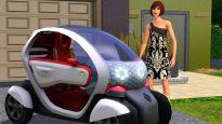 Die Sims 3 - DLC: Twizy Z.E Concept Car - Screenshots - Bild 2