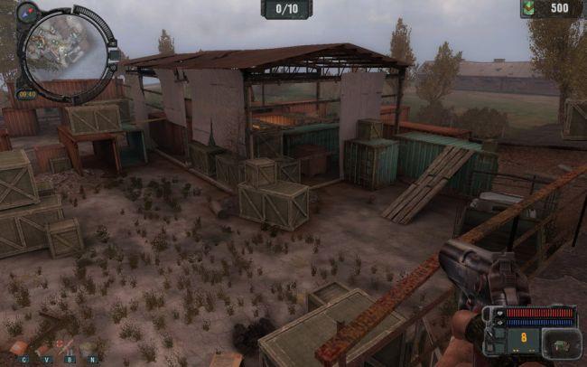 S.T.A.L.K.E.R.: Call of Pripyat - Screenshots - Bild 2