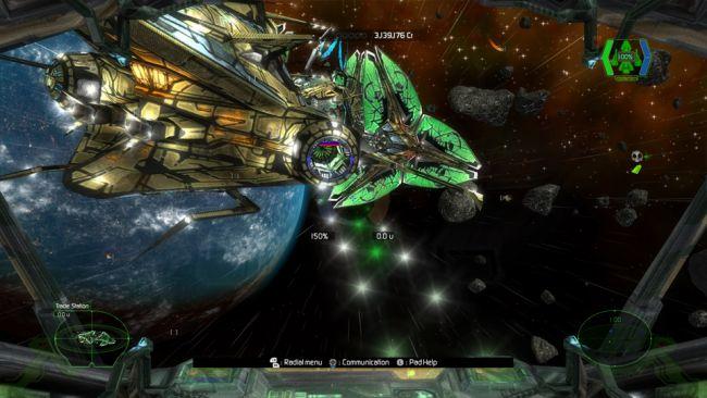 Darkstar One: Broken Alliance - Screenshots - Bild 1