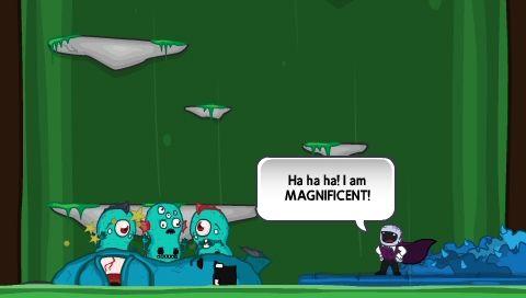 Monsters (Probably) Stole My Princess! - Screenshots - Bild 3