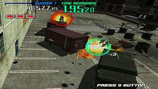 Gunblade NY and LA Machineguns Arcade Hits Pack - Screenshots - Bild 9