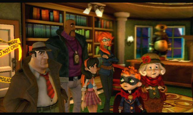 Disney Guilty Party - Screenshots - Bild 4