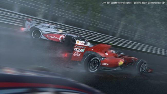 F1 2010 - Screenshots - Bild 25