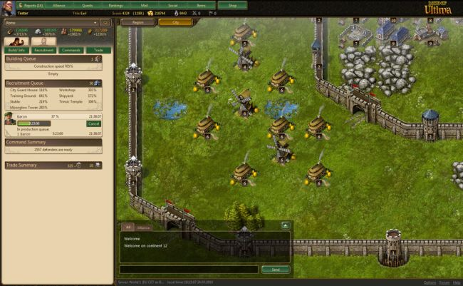 Lord of Ultima - Screenshots - Bild 4
