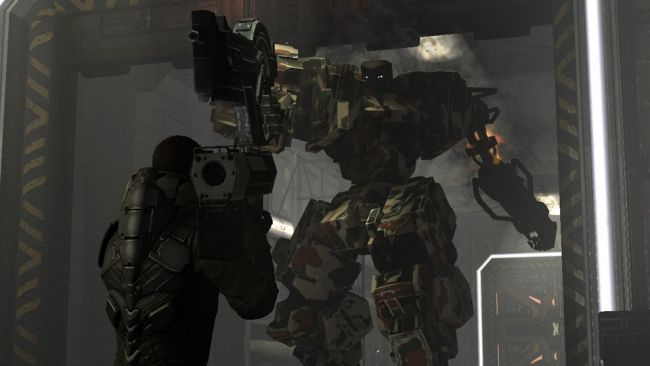 Front Mission Evolved - Screenshots - Bild 10
