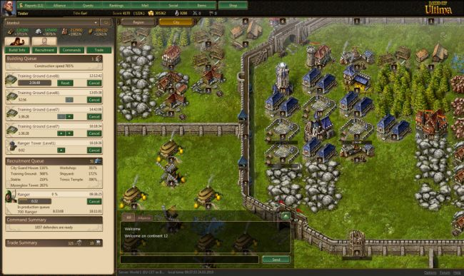 Lord of Ultima - Screenshots - Bild 2