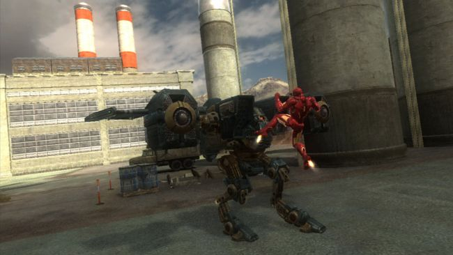 Iron Man 2 - Screenshots - Bild 6