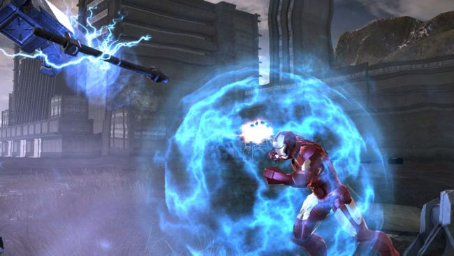 Iron Man 2 - Screenshots - Bild 1