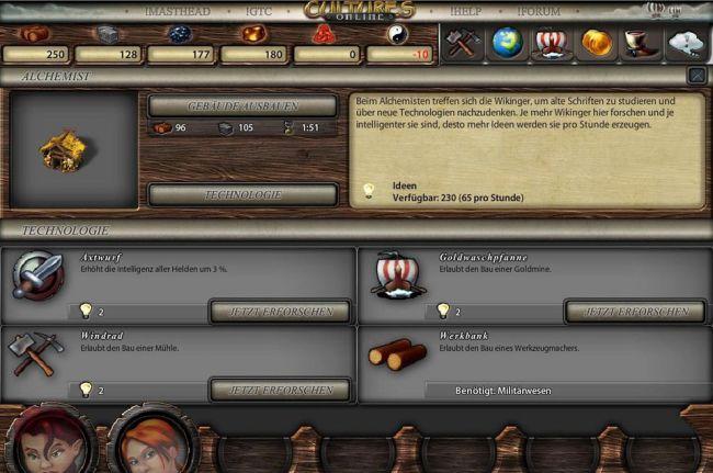 Cultures Online - Screenshots - Bild 2