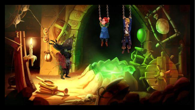 Monkey Island 2: LeChuck's Revenge Special Edition - Screenshots - Bild 20