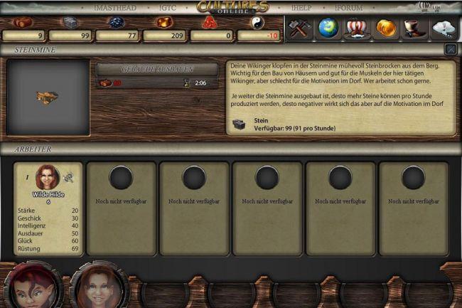 Cultures Online - Screenshots - Bild 11