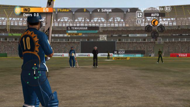 International Cricket 2010 - Screenshots - Bild 11