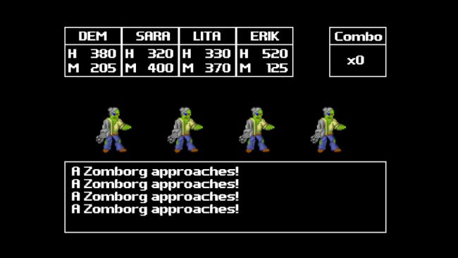 Breath of Death VII: The Beginning - Screenshots - Bild 10