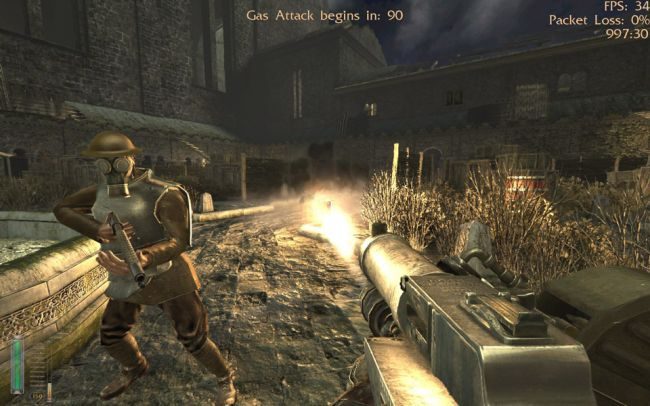Necrovision 2: Lost Company - Screenshots - Bild 1
