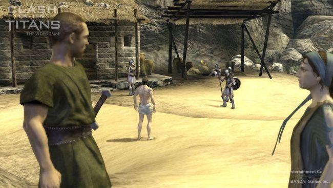 Kampf der Titanen - Screenshots - Bild 10