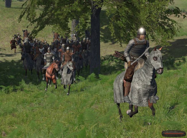 Mount & Blade: Warband - Screenshots - Bild 1