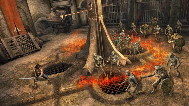 Prince of Persia: Die vergessene Zeit - Screenshots - Bild 26