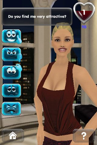My Virtual Girlfriend - Screenshots - Bild 5