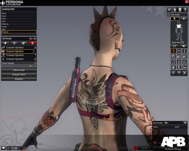 All Points Bulletin (APB) - Screenshots - Bild 7