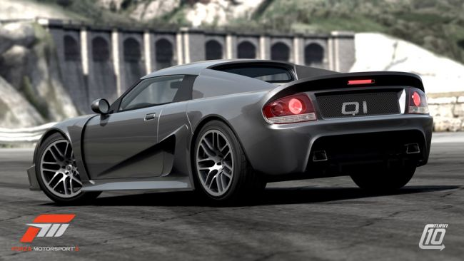 Forza Motorsport 3 - DLC: Exotic Car Pack - Screenshots - Bild 2