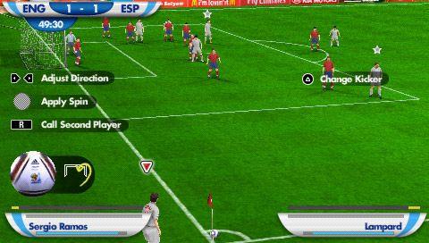 FIFA Fussball-Weltmeisterschaft Südafrika 2010 - Screenshots - Bild 16