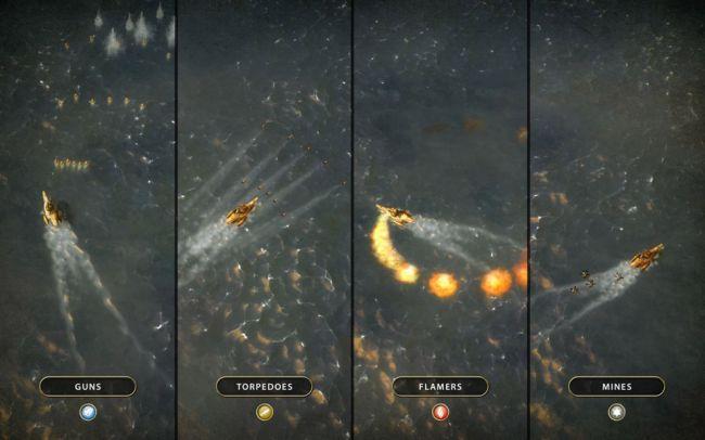 Aqua: Naval Warfare - Screenshots - Bild 4