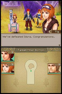 Lufia: Curse of the Sinistrals - Screenshots - Bild 10