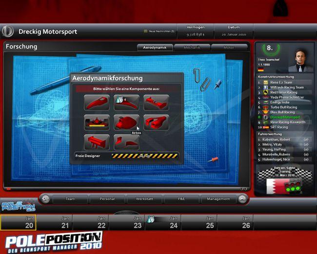 Pole Position 2010 - Screenshots - Bild 9