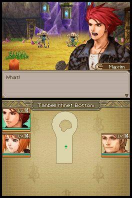 Lufia: Curse of the Sinistrals - Screenshots - Bild 7