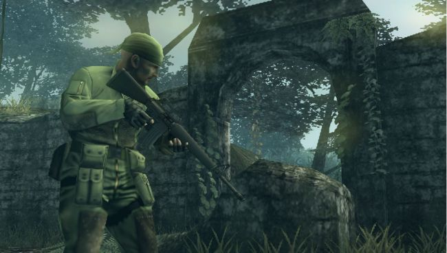 Metal Gear Solid: Peace Walker - Screenshots - Bild 36