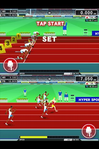 International Track & Field - Screenshots - Bild 5