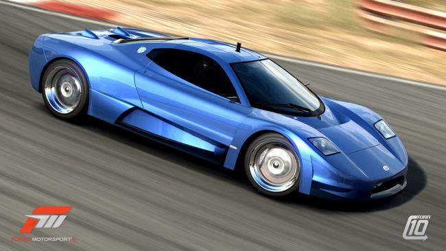 Forza Motorsport 3 - DLC: Exotic Car Pack - Screenshots - Bild 1