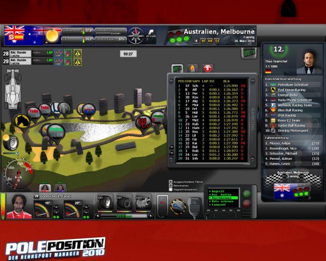 Pole Position 2010 - Screenshots - Bild 6