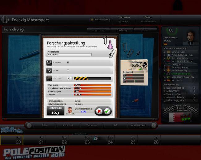 Pole Position 2010 - Screenshots - Bild 11