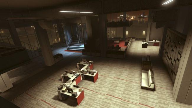Splinter Cell: Conviction - Multiplayer-Map: Third Echelon - Screenshots - Bild 1