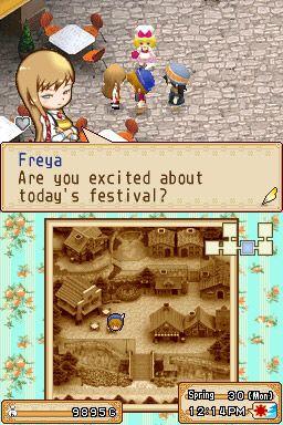 Harvest Moon: Grand Bazaar - Screenshots - Bild 4
