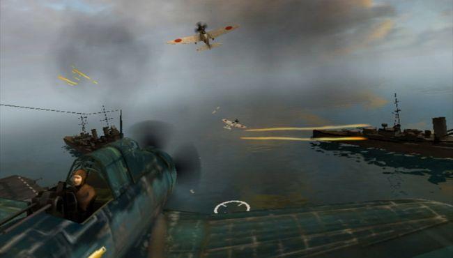 Pearl Harbor Trilogy - 1941: Red Sun Rising - Screenshots - Bild 1