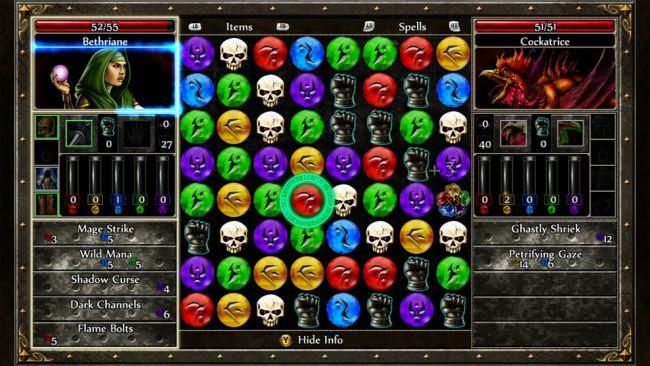 Puzzle Quest 2 - Screenshots - Bild 31