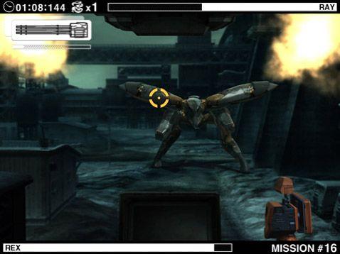 Metal Gear Solid Touch - Screenshots - Bild 5