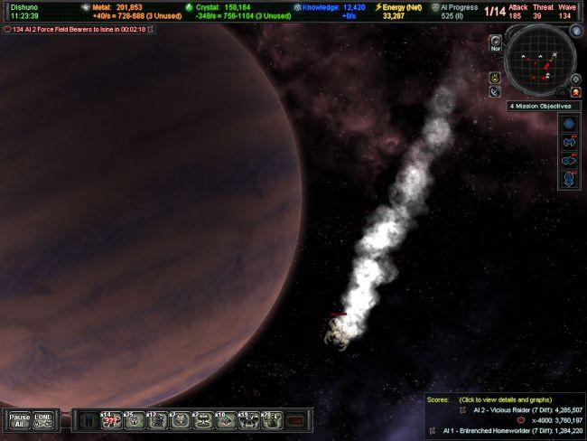 AI War: Fleet Command - Screenshots - Bild 7