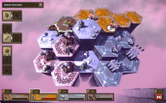 Greed Corp - Screenshots - Bild 2