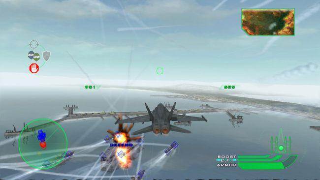 Top Gun - Screenshots - Bild 2