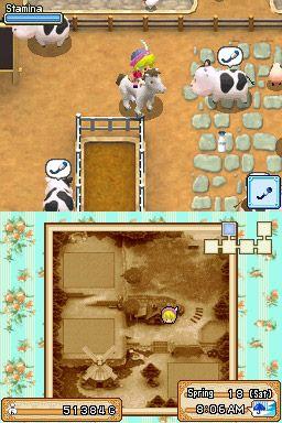 Harvest Moon: Grand Bazaar - Screenshots - Bild 6