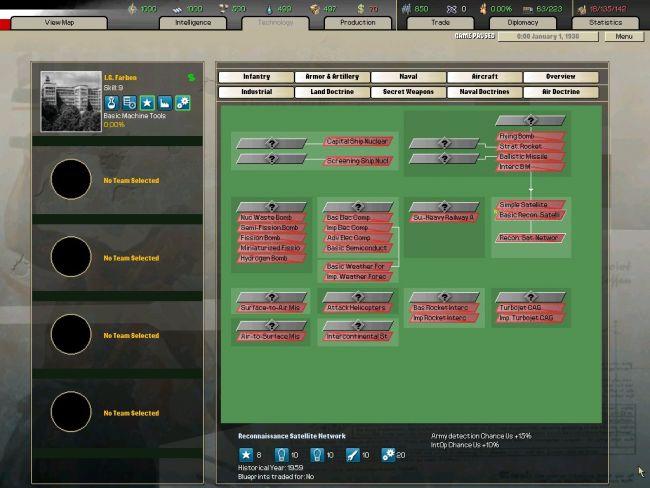 Hearts of Iron: Arsenal of Democracy - Screenshots - Bild 15