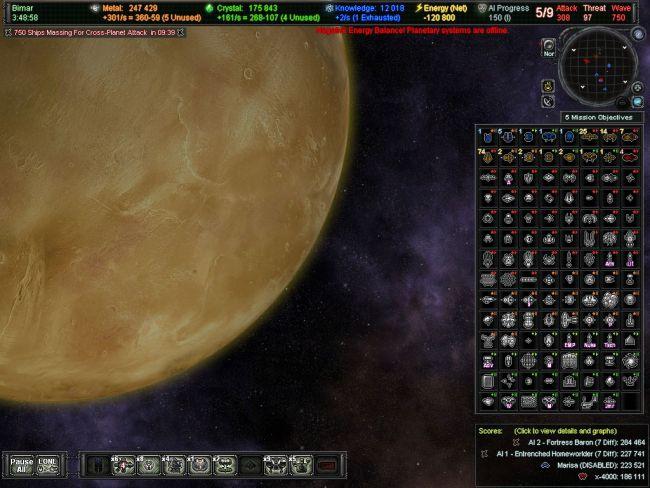 AI War: Fleet Command - Screenshots - Bild 8
