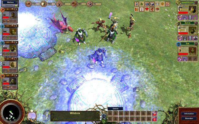 Hinterland: Das neue Königreich - Screenshots - Bild 2