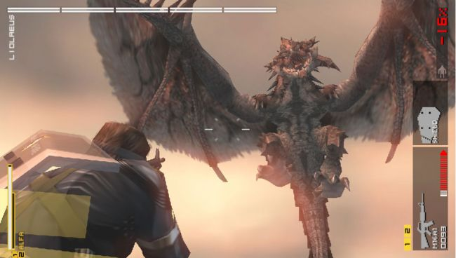 Metal Gear Solid: Peace Walker - Screenshots - Bild 68