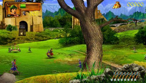 Robin Hood: The Return of Richard - Screenshots - Bild 3