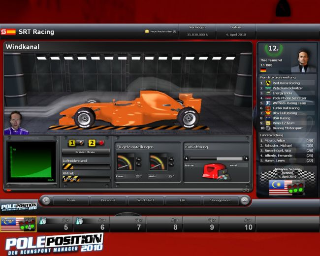 Pole Position 2010 - Screenshots - Bild 5