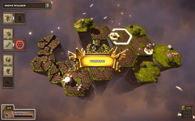 Greed Corp - Screenshots - Bild 1